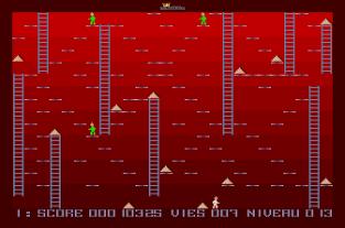 Lode Runner Atari ST 31