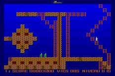 Lode Runner Atari ST 33