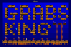 Lode Runner Atari ST 43