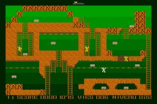 Lode Runner Atari ST 45