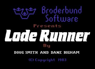 Lode Runner C64 01