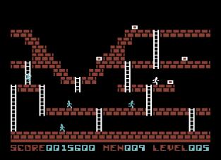 Lode Runner C64 23