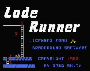 Lode Runner MSX 01