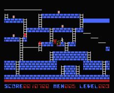 Lode Runner MSX 10