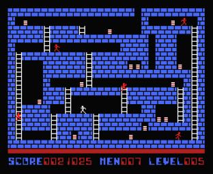 Lode Runner MSX 20