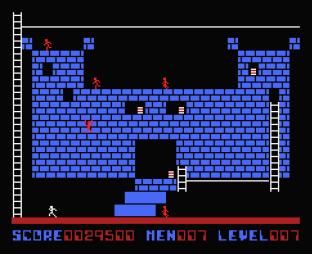 Lode Runner MSX 23