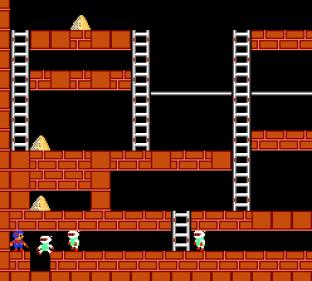 Lode Runner NES 09