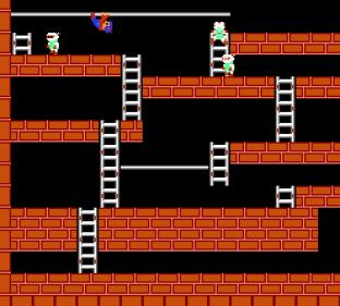 Lode Runner NES 12