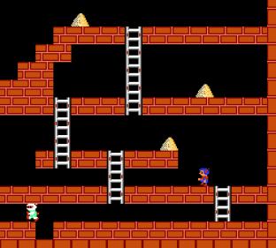 Lode Runner NES 20