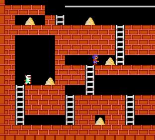 Lode Runner NES 23