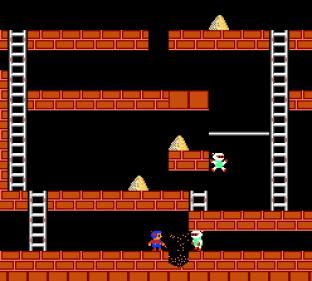 Lode Runner NES 31