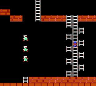 Lode Runner NES 34