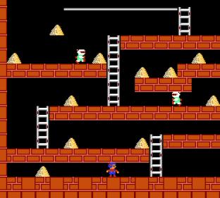 Lode Runner NES 42