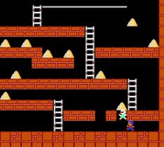 Lode Runner NES 43