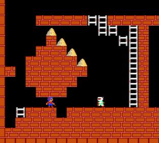 Lode Runner NES 45