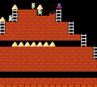 Lode Runner NES 53