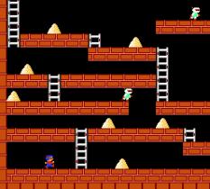 Lode Runner NES 54