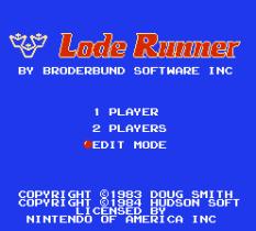 Lode Runner NES 66