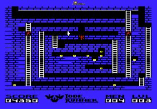Lode Runner VIC-20 12