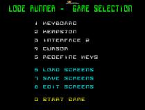Lode Runner ZX Spectrum 03