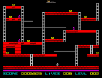 Lode Runner ZX Spectrum 07