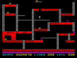 Lode Runner ZX Spectrum 08