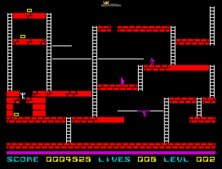 Lode Runner ZX Spectrum 09