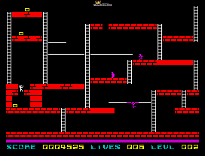 Lode Runner ZX Spectrum 09