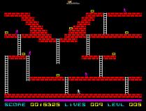 Lode Runner ZX Spectrum 16