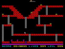 Lode Runner ZX Spectrum 17