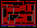 Lode Runner ZX Spectrum 19