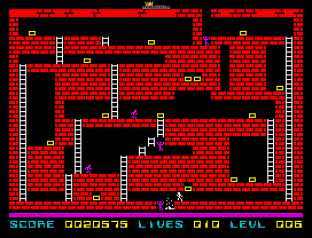 Lode Runner ZX Spectrum 20