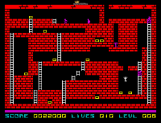 Lode Runner ZX Spectrum 21