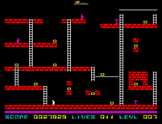 Lode Runner ZX Spectrum 22