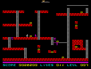 Lode Runner ZX Spectrum 23