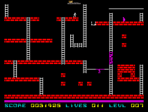 Lode Runner ZX Spectrum 24