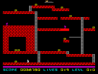 Lode Runner ZX Spectrum 31