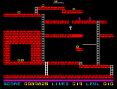Lode Runner ZX Spectrum 32