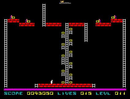 Lode Runner ZX Spectrum 34