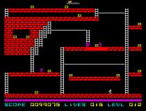 Lode Runner ZX Spectrum 37