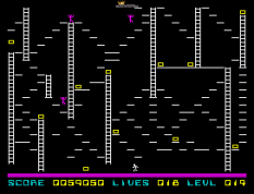 Lode Runner ZX Spectrum 43