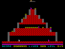Lode Runner ZX Spectrum 50