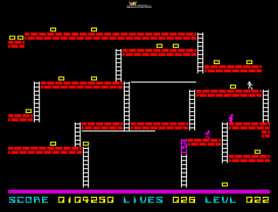 Lode Runner ZX Spectrum 53