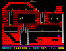 Lode Runner ZX Spectrum 54