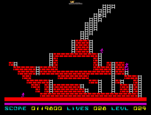 Lode Runner ZX Spectrum 56