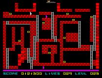 Lode Runner ZX Spectrum 57