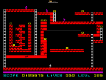Lode Runner ZX Spectrum 58