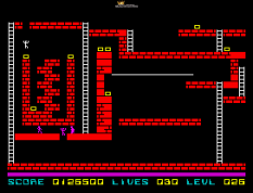 Lode Runner ZX Spectrum 59