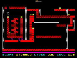 Lode Runner ZX Spectrum 59