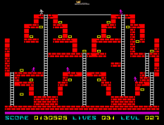 Lode Runner ZX Spectrum 60